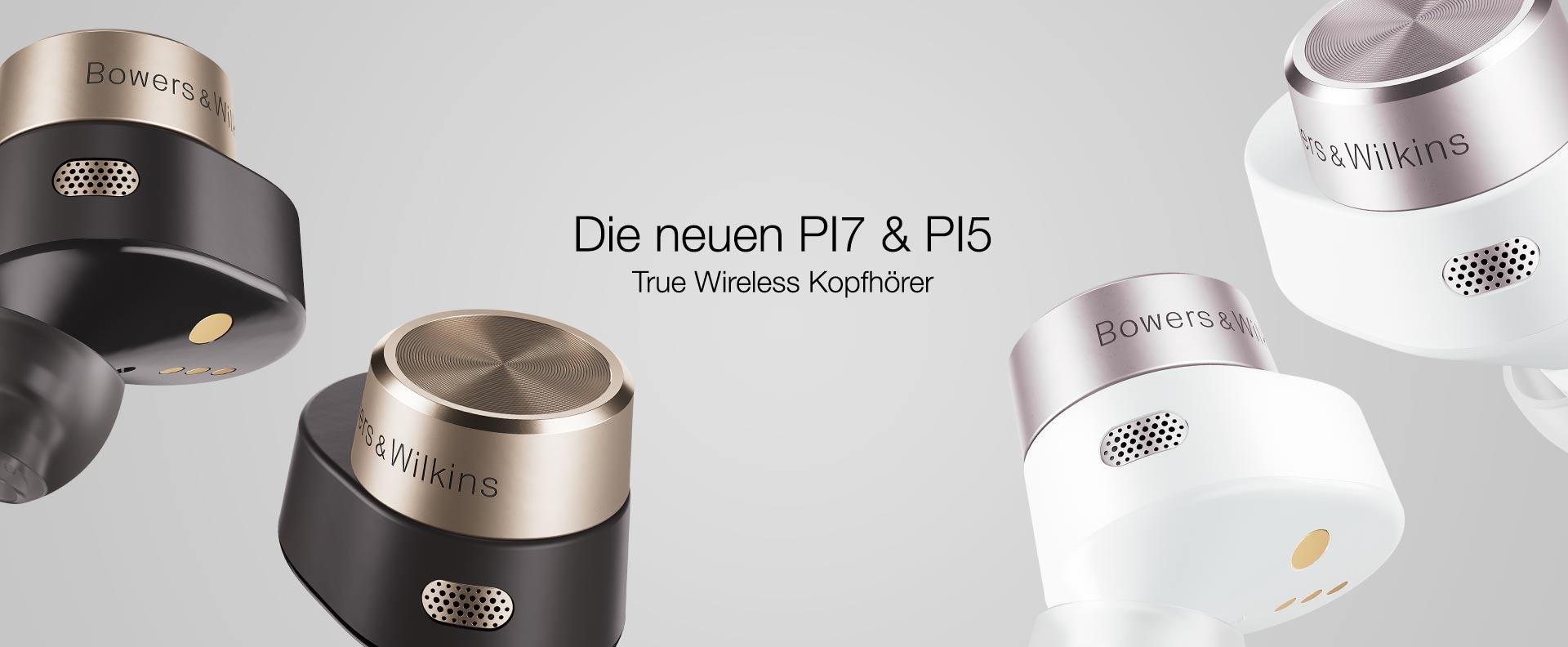 Bowers & Wilkins PI7 PI5